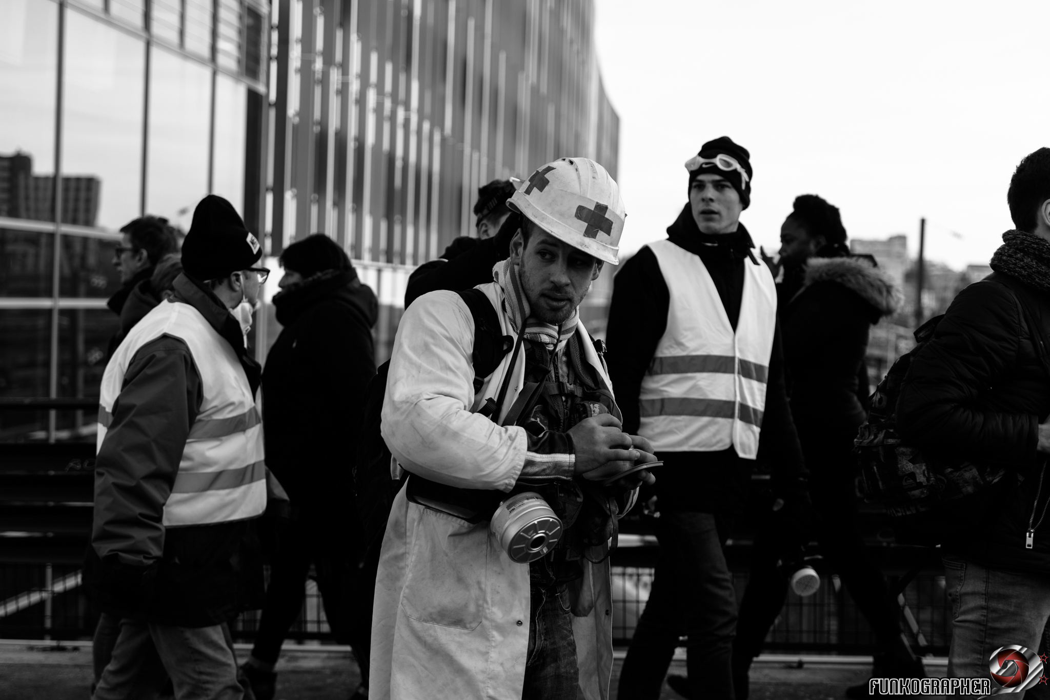 gilets jaunes, acte X, nancy, france, yellow jackets, riot